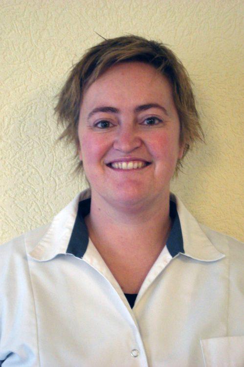 Maud van Kraay - Fysiotherapeut
